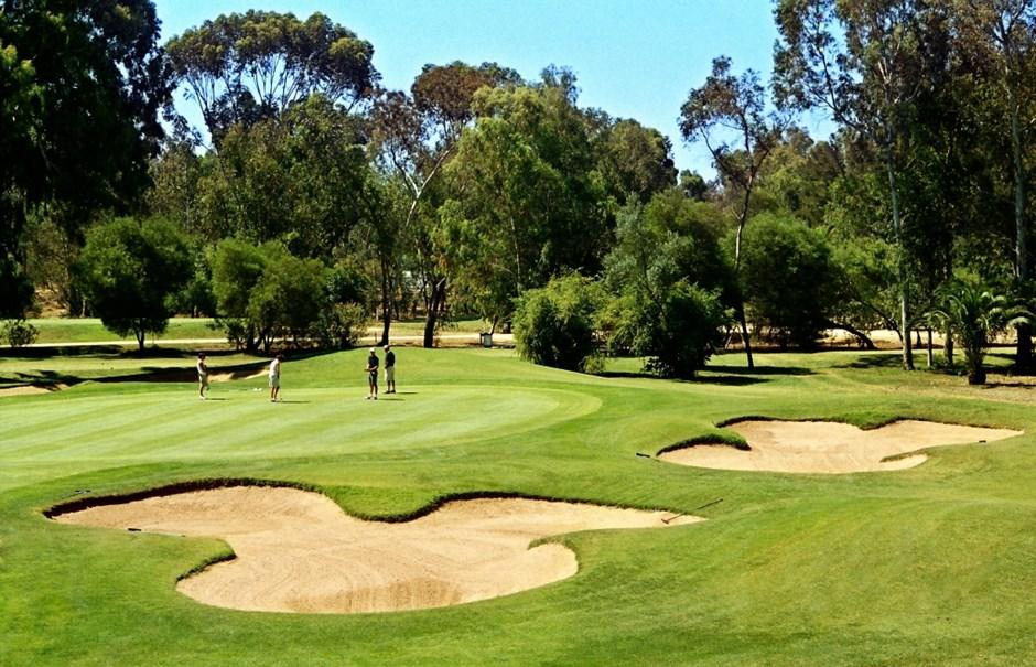 Penina - Campo de golfe Championship 18 buracos